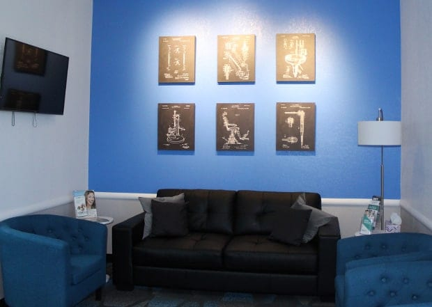 Our Scottsdale dental office provides a comfortable patient experience.